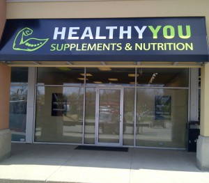 Healthy You Awning