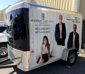 Murray Locane & Associates Trailer Wrap